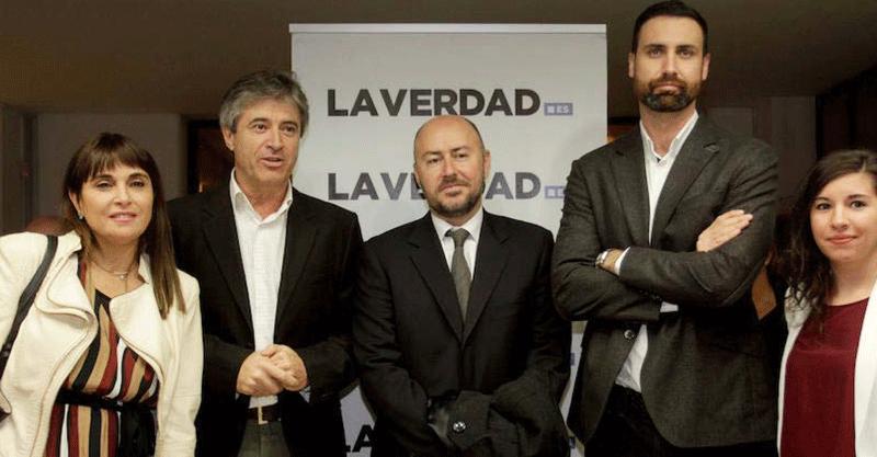 Alia Legal y Lucentum en Premios Periódico La Verdad