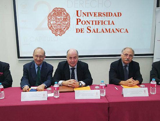 Universidad Pontificia de Salamanca. expertos en Derecho Sanitario y Bioética